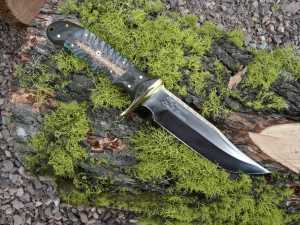Pinecone Handle Jr Bowie